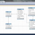 Create Er Diagram Of A Database In Mysql Workbench   Tushar With Regard To Er Diagram Workbench