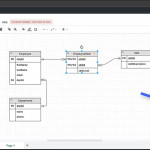 Creating Entity Relationship Diagrams Using Draw.io Pertaining To How To Create An Entity Relationship Diagram In Access
