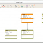 Database Design Tool | Create Database Diagrams Online Within How To Make Database Schema Diagram