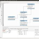 Database   Er Diagram Software   Ask Ubuntu With Er Diagram Workbench