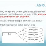 Entity Relationship Diagram   Ppt Download Intended For Simbol Er Diagram Yg Berbentuk Elips