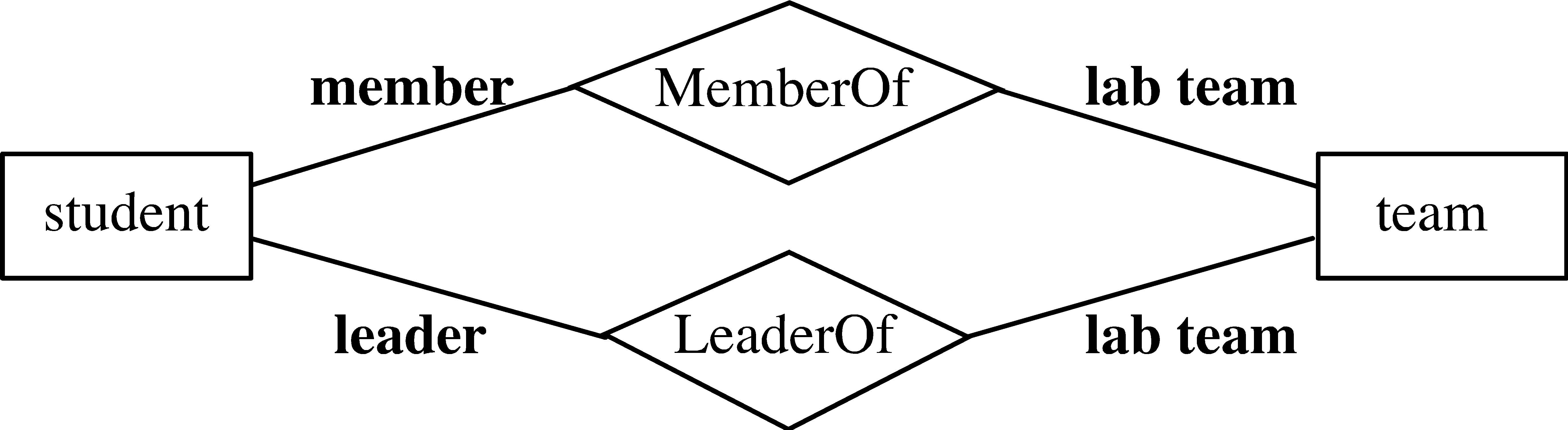 Er Diagram Roles