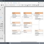 Er Diagram (Erd) Tool | Lucidchart Pertaining To Er Diagram Javascript