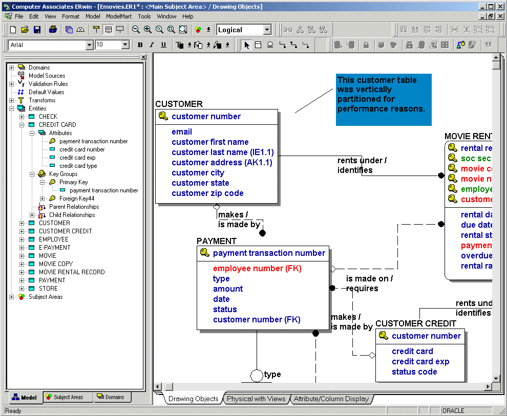 Erwin data modeler latest version latest