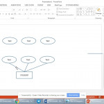 How To Draw Er Diagrams Using Microsoft Powerpoint   Part 1 Regarding Er Diagram In Word 2010
