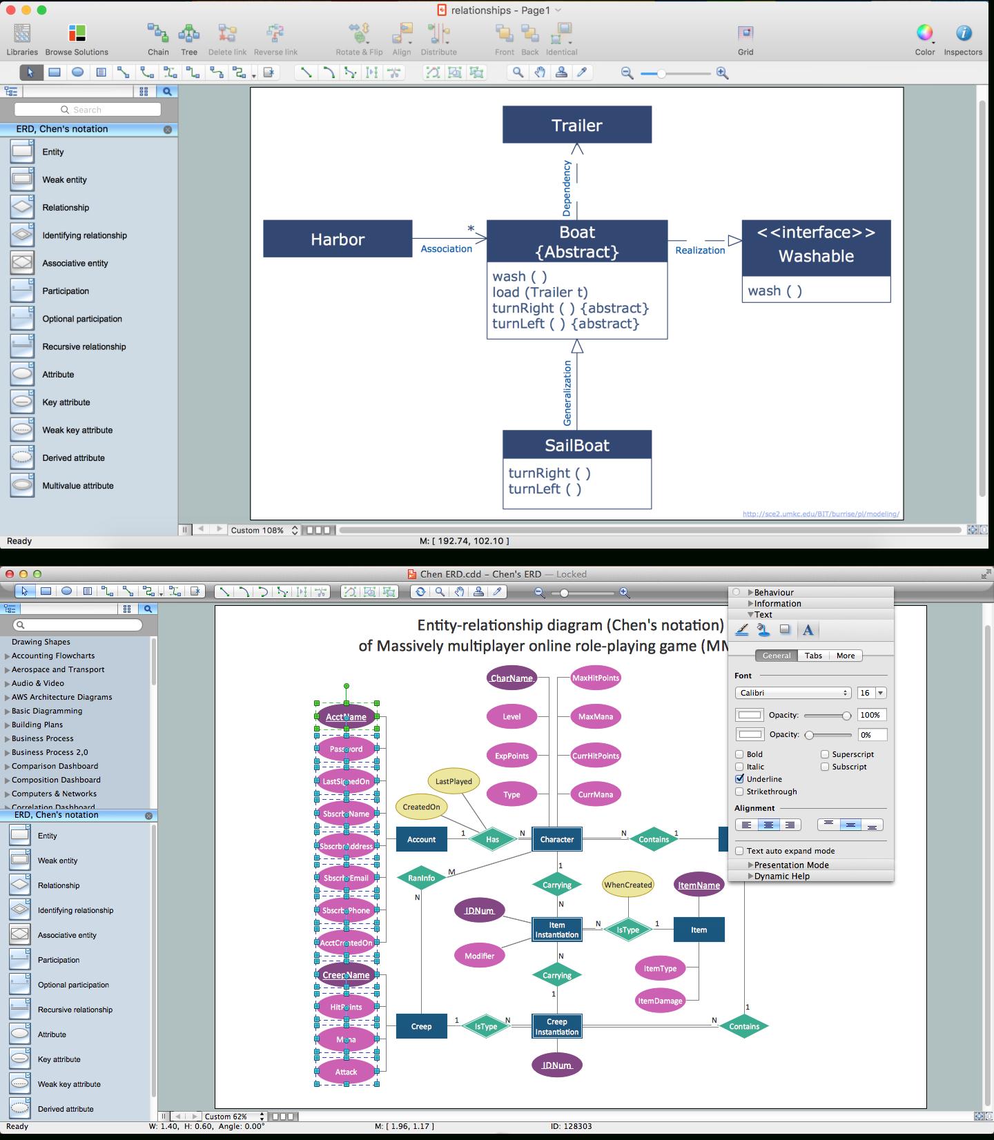 Best Entity Relationship Diagram Software