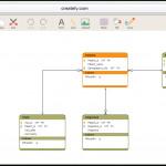 Database Design Tool | Create Database Diagrams Online Regarding Create Database Design Diagram