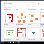 Entity Relationship Diagram Model With Visio With Create Er Diagram Visio 2016