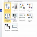 Er Diagram Using Ms Visio 10 Part 1 Throughout Create Er Diagram Visio 2016