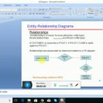 Nptel Video Explanation ( Er  Diagrams) Regarding Er Diagram Nptel