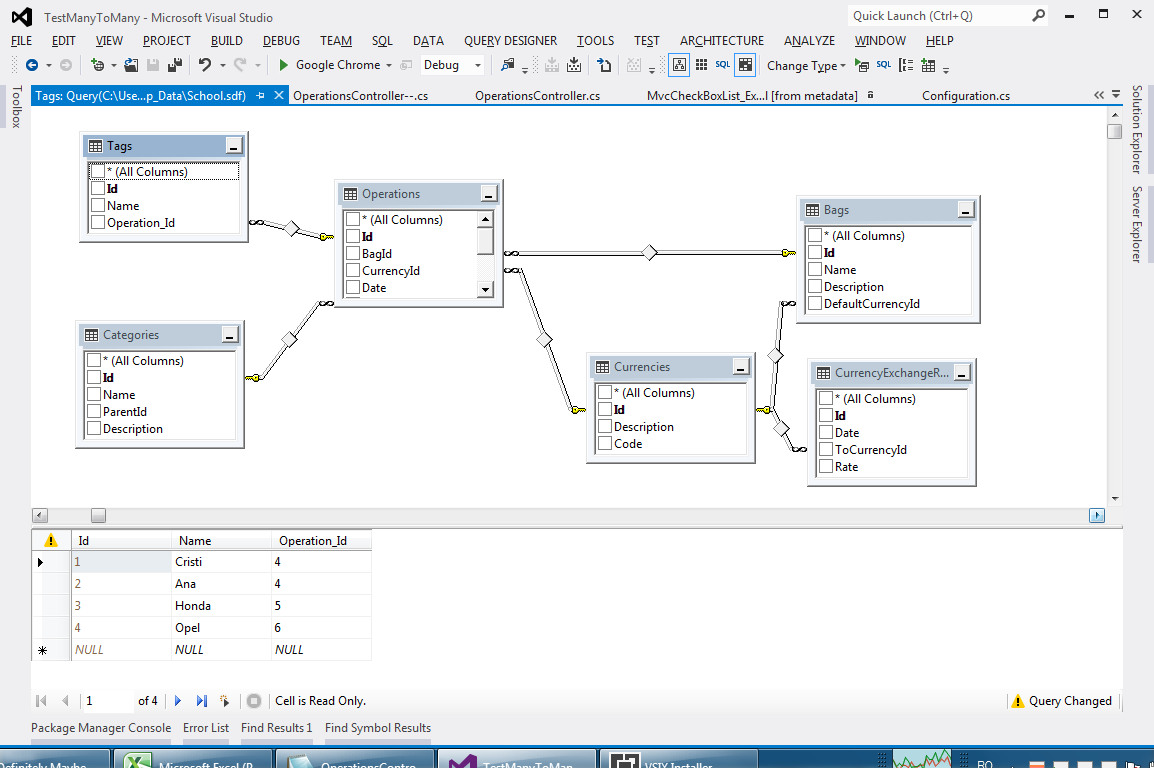Database Diagramming Tools For Sql Server Ce 4 - Stack Overflow