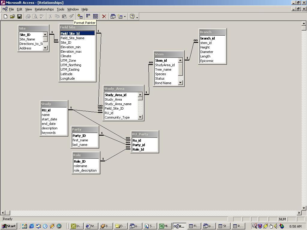 Microsoft Er Diagram Tool