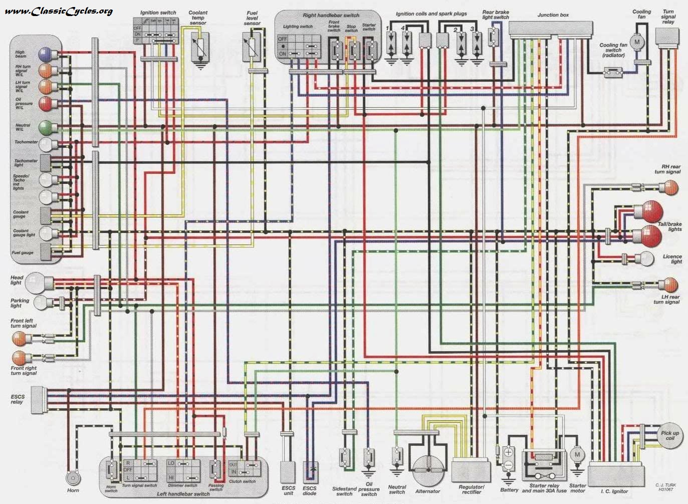Er 5 Wiring Diagram