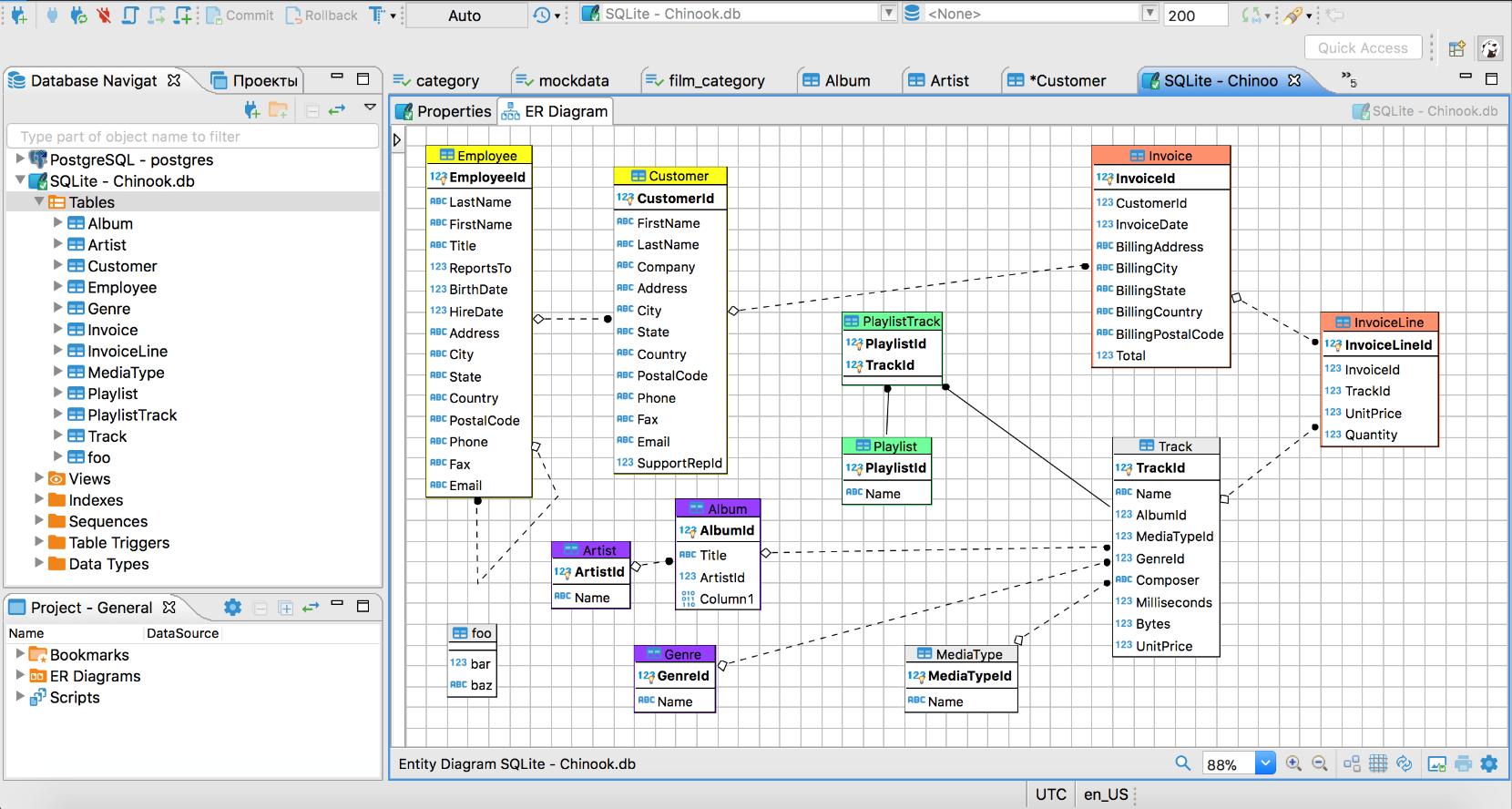 51 Database Diagram / Reverse Engineering Tools For