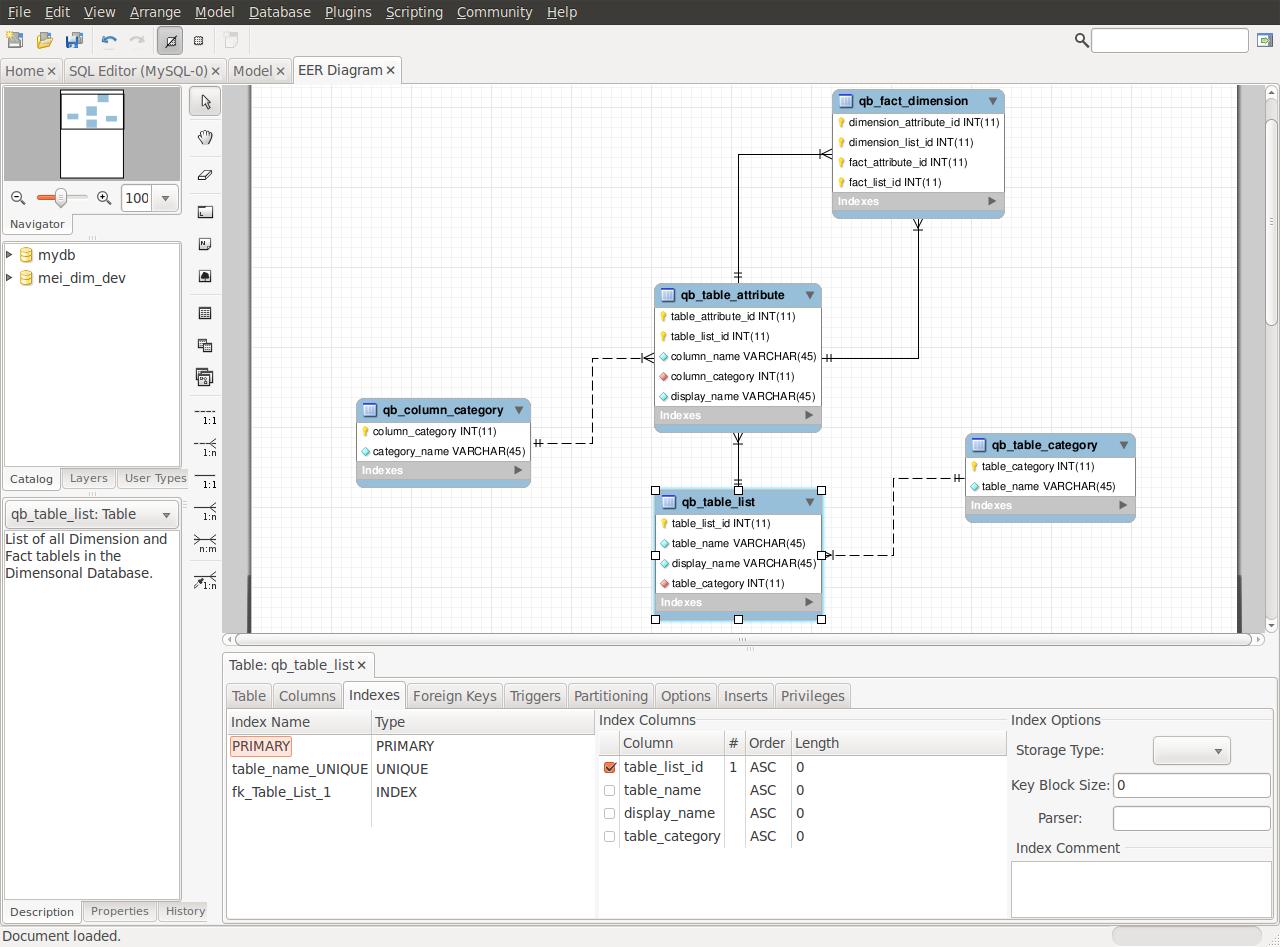 Database - Er Diagram Software - Ask Ubuntu