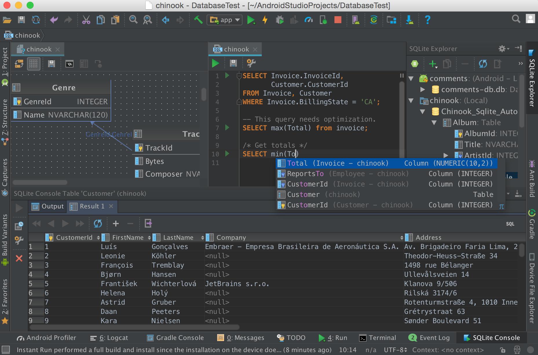 Database Er Diagram Tool For Mac Sqlite - Crackgetmy