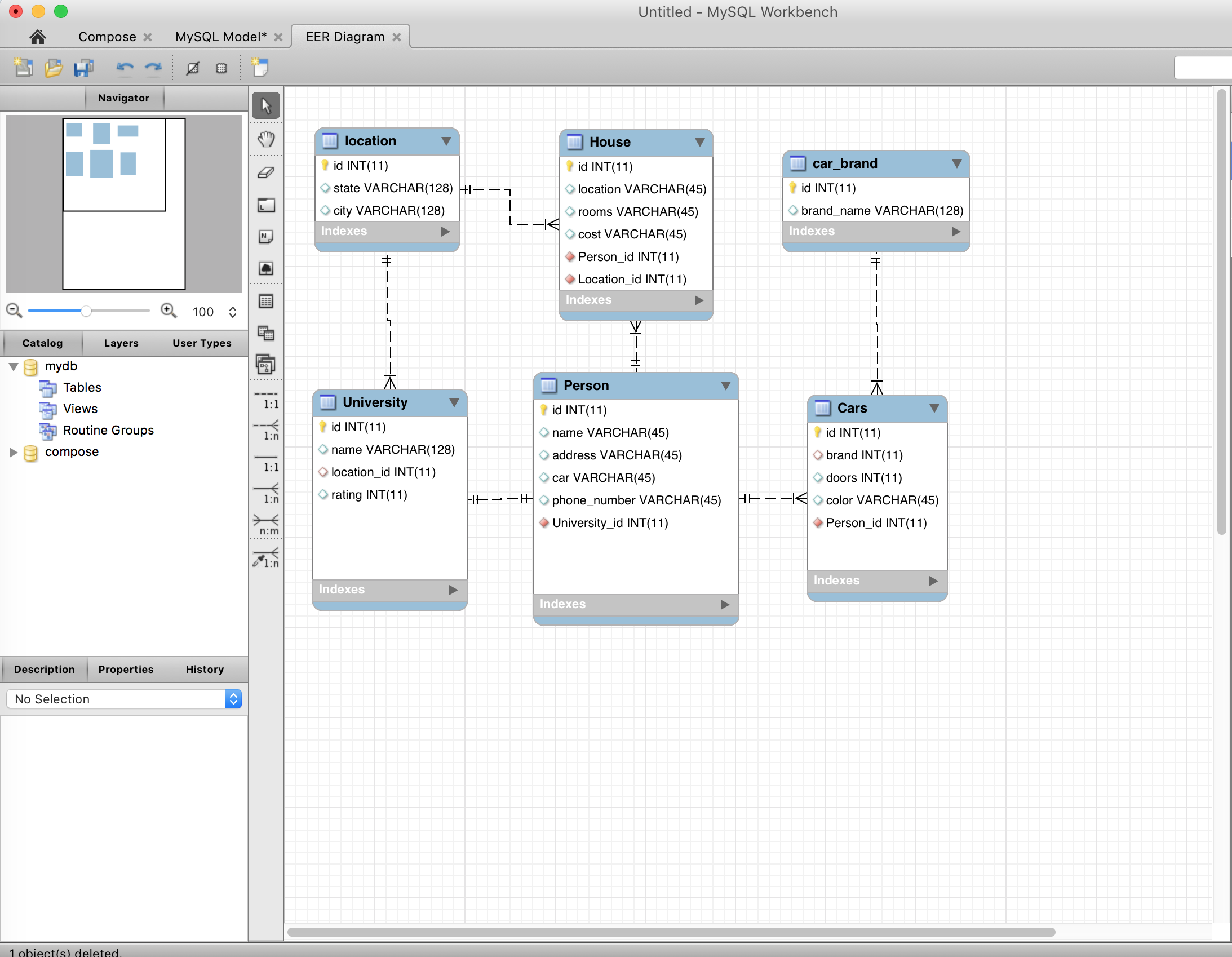 Database Management Tools And Compose For Mysql - Compose