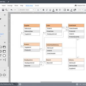 Er Diagram (Erd) Tool   Lucidchart