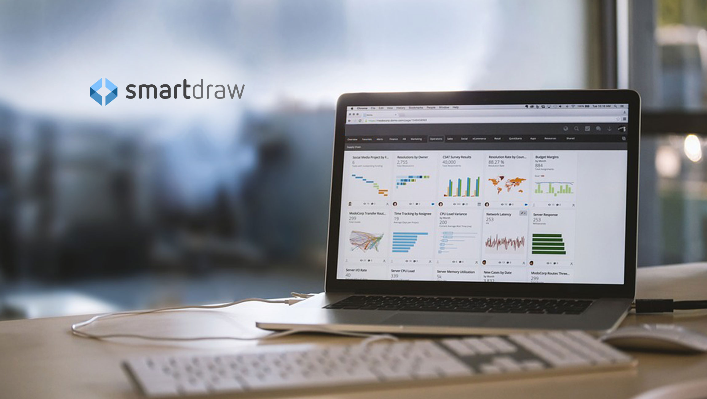 Smartdraw Reports Momentum As Data To Diagram Market Heats Up