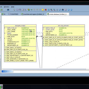 Sql Developer Er Diagram : Sqlvids