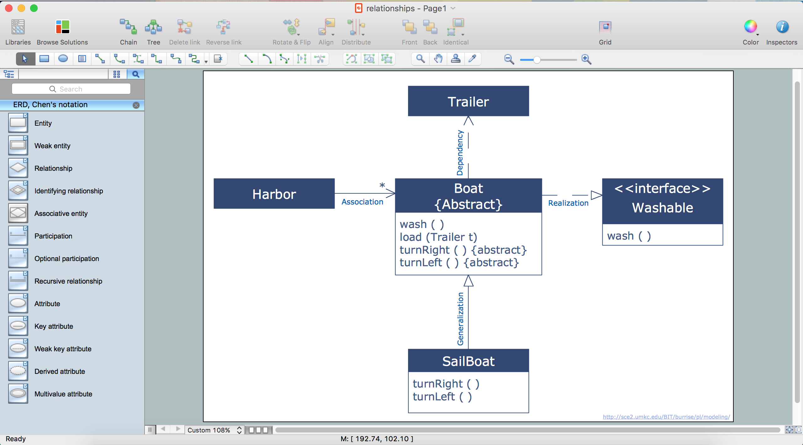The Best 25 Entity Relationship Diagram Visio References