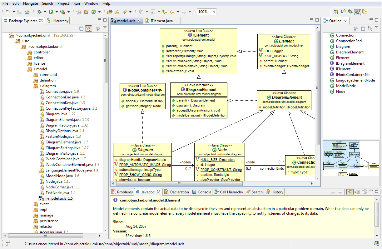 Use Intellij To Generate Class Diagram - Stack Overflow