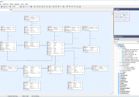 15 Database Diagram / Reverse Engineering Tools For Informix regarding Erd Editor