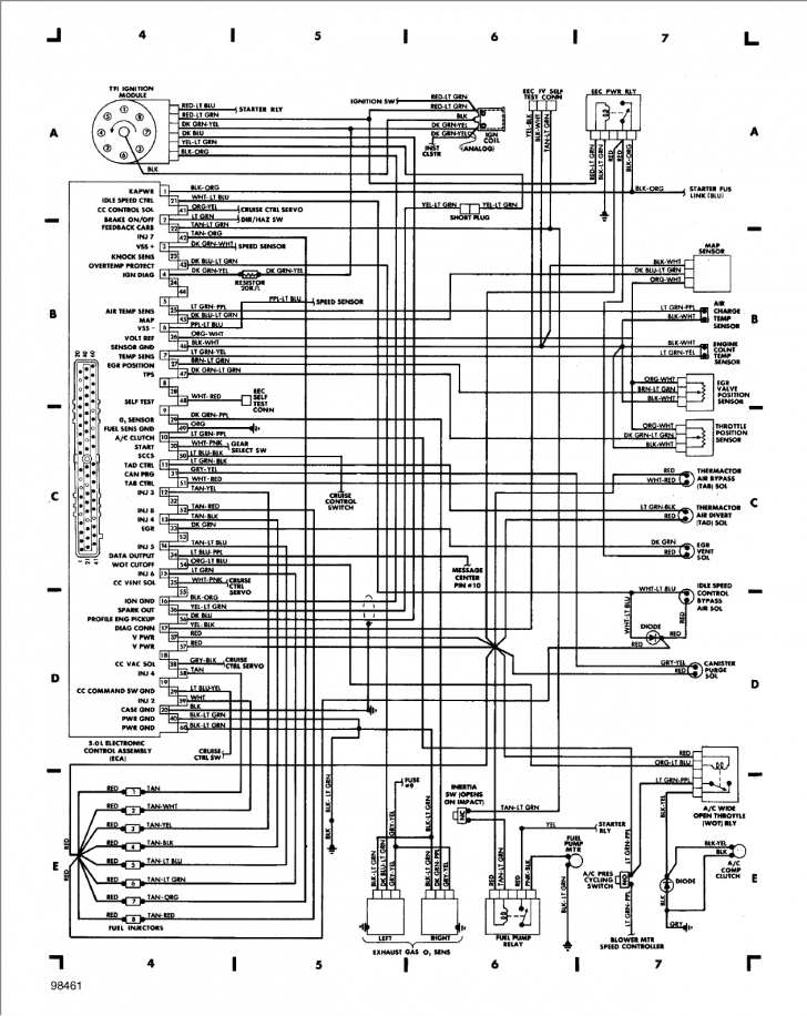 Permalink to 2005 Town Car Wiring Diagram Full Hd Version Wiring Diagram intended for Er 5 Wiring Diagram