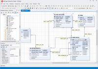 82 Database Diagram / Reverse Engineering Tools – Dbms Tools regarding Database Table Relationship Diagram Tool