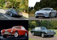 Aston Martin Db Series: A History From Db1 To Db11 | Auto regarding Db Models