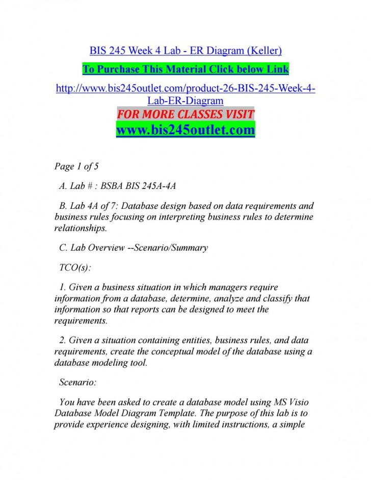 Permalink to Bis 245 Week 4 Lab Er Diagram (Keller)Wil.l.onerusa123 inside Er Diagram Business Rules