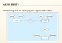 Chapter 2 – Database Requirements And Er Modeling – Ppt Download regarding Weak Entity Relationship Example