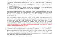Chapter 4 Solutions – Itc423 Database Systems – Csu – Studocu regarding Strong And Weak Entity In Er Diagram