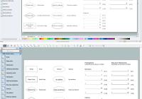 Chen Notation | Design Elements – Er Diagram (Chen Notation intended for Er Diagram Thick Line
