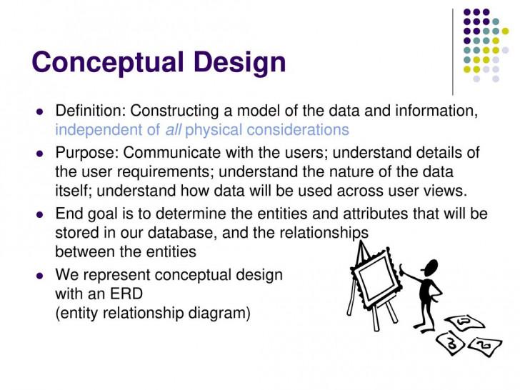 Permalink to Conceptual Database Design Erd's – Ppt Download pertaining to Erd Definition