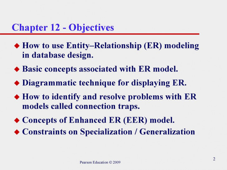 Permalink to Conceptual Design & Erd Modelling – Ppt Download pertaining to Er Model Basic Concepts