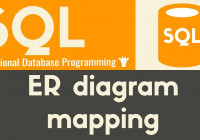 Converting Er Diagrams To Schemas | Sql | Tutorial 23