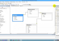 Create A Diagram With Sql Server 2012 – Youtube inside Sql Database Diagram