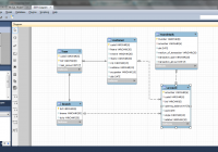 Create Er Diagram Of A Database In Mysql Workbench – Tushar with regard to Make Database Diagram