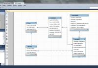 Create Er Diagram Of A Database In Mysql Workbench – Tushar within Er Model Sql