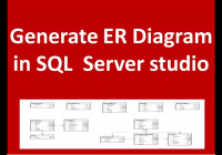 Create Er Diagram With Sql Server pertaining to Create Er Diagram From Sql