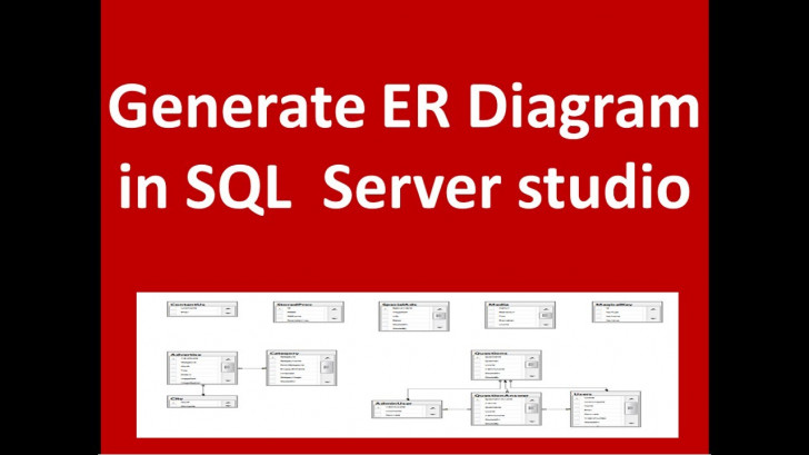 Permalink to Create Er Diagram With Sql Server pertaining to Create Er Diagram From Sql