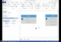 Create Er-Diagrams Using Visio 2013 intended for Er Diagram On Visio