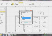 Create Erd Diagram In Visio At Manuals Library throughout Entity Relationship Diagram Visio 2016