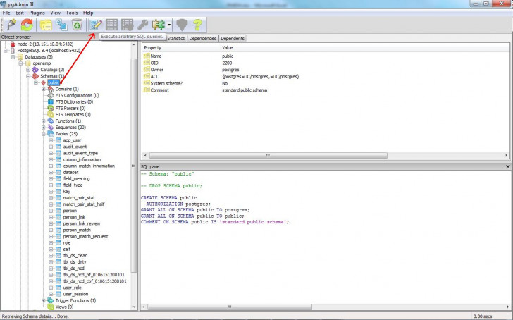 Permalink to Creating Database Schema With Pgadmin Iii for Er Diagram Pgadmin 4