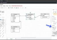Creating Entity Relationship Diagrams Using Draw.io regarding Er Diagram Access