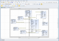 Инструменты Для Работы С Диаграммами Баз Данных Sql Server with regard to Sql Er
