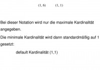 Das Entity-Relationship Modell (E-R Model) – Pdf Free Download inside Er Diagram Kardinalität