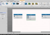 Data Modeling In Visio 2013 throughout Er Diagram Visio 2016