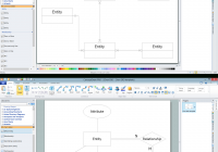 Data Modeling With Entity Relationship Diagram inside Conceptual Data Model Entity Relationship Diagram